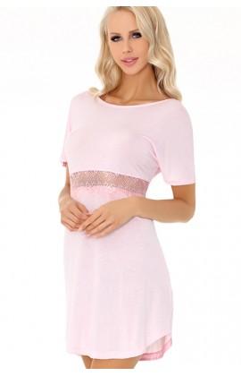Ночная рубашка LivCo Corsetti Elpisa Нежно-розовый