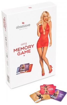 Эротическая игра Sexy Memory Game