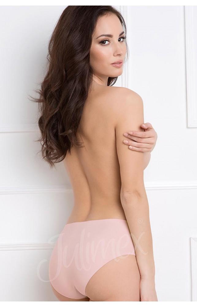 Полные трусики Julimex Simple розовый