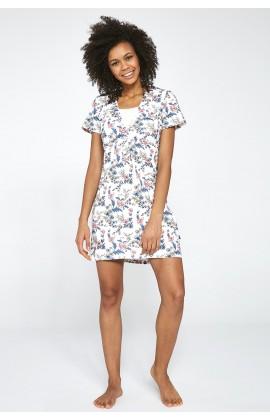 693-21 Женская ночная рубашка 210 Vicky цветной