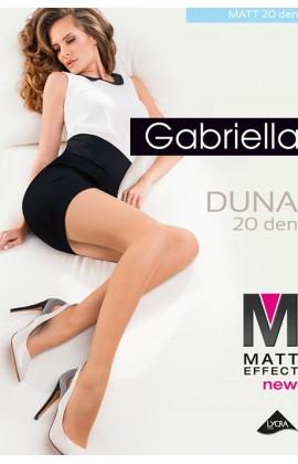 Колготки Gabriella Duna Matt 20 den с уплотненными трусиками