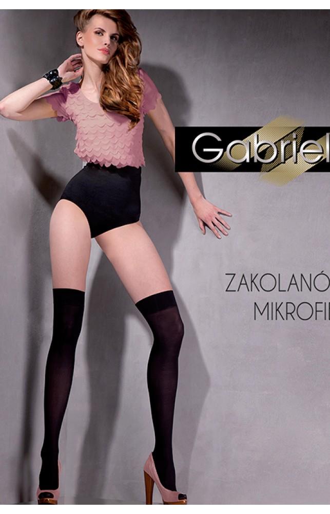 Гольфы Gabriella Zakolanowki Mikrofibra высокие 40 den