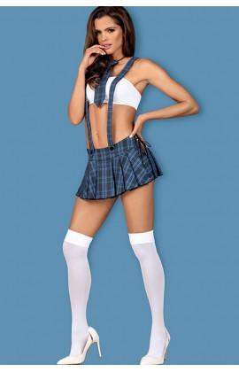 Костюм Obsessive Studygirl costume Сине-белый