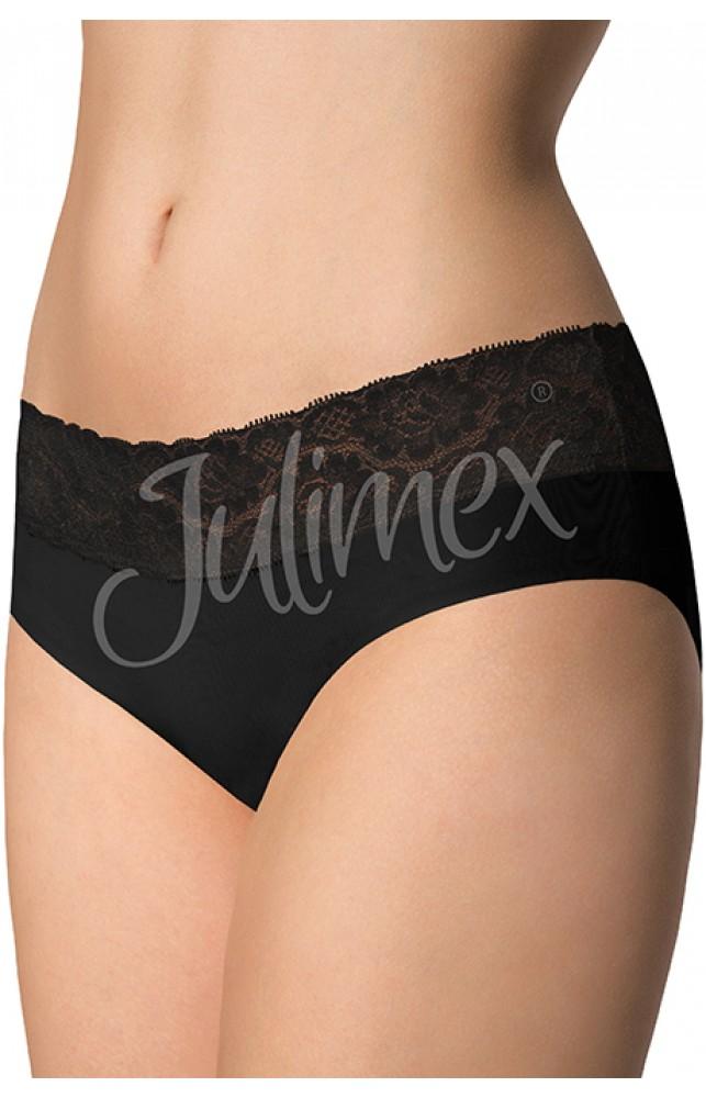 Полные трусики Julimex Hipster Черный